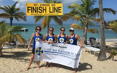 Women Dominate Scenic 50 Race Across St. Croix