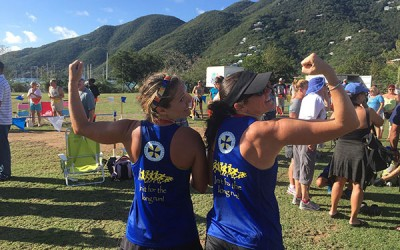 Cane Bay Partners VI Congratulates St. Croix Winners of 8 Tuff Miles Race on St. John
