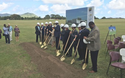 Cane Bay Partners VI Congratulates UVI on Historic Medical School Groundbreaking