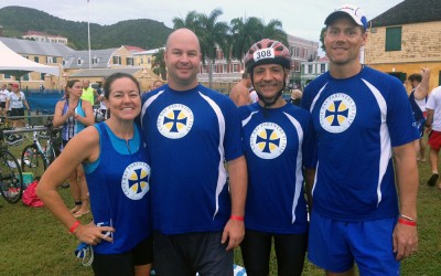 Team Cane Bay VI Takes Top Spots  at Ironman 70.3 St. Croix Triathlon
