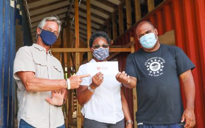 Cane Bay Cares Donates to Support Mental Health in the Virgin Islands